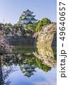 愛知県 名古屋城 桜 49640657