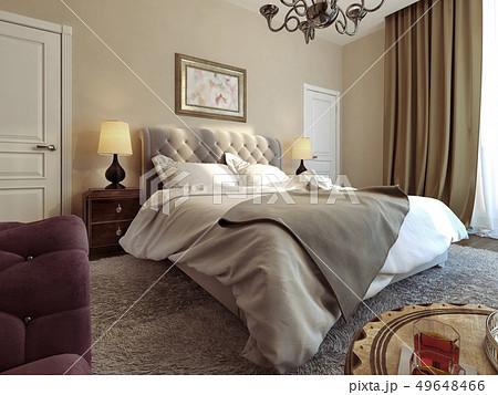 Bedroom Gothic style 49648466
