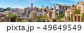 Roman Forum in sunny day, Rome, Italy 49649549