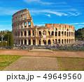 Roman Colosseum, Rome, Italy 49649560