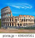 Roman Colosseum, Rome, Italy 49649561