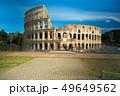 Roman Colosseum, Rome, Italy 49649562