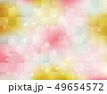 和紙 四角 背景のイラスト 49654572