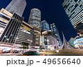 《愛知県》名古屋駅・都市風景 49656640
