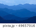 熊野本宮大社を囲む山々 49657016