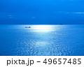 紀伊大島からの水平線 49657485