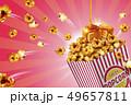 Classic caramel popcorn ads 49657811