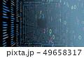 ビジネス 数字 データのイラスト 49658317