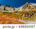 日本 アルプス 山の写真 49660497