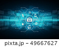 Modern mix media overlay Science Medical 49667627