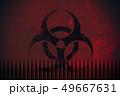Biochemical missile bomb with Bio hazard 49667631