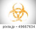 Biochemical Bio hazard industrial sign  49667634