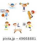 オリンピック競技 49668881
