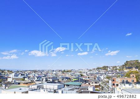 【神奈川県】江ノ島周辺の街並み 49672882