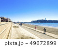 江ノ島 湘南 海の写真 49672899