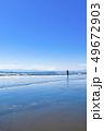 江ノ島 空 海の写真 49672903