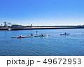 【神奈川県】江ノ島 海とカヌー 49672953