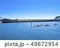 【神奈川県】江ノ島 海とカヌー 49672954