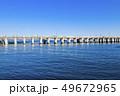 【神奈川県】江ノ島 江の島大橋 江の島弁天橋 49672965