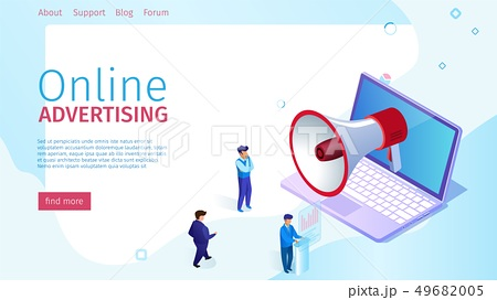 Banner Online Advertising is Popular and Effective 49682005