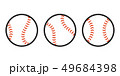ベクタ ベクター ベクトルのイラスト 49684398