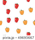 パプリカ 野菜 壁紙のイラスト 49693667