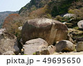 京都府笠置町・ボルダリングの大岩7 49695650
