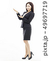 ビジネスウーマン 女性 女の写真 49697719