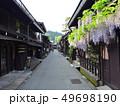 岐阜県、高山の上三之町 49698190