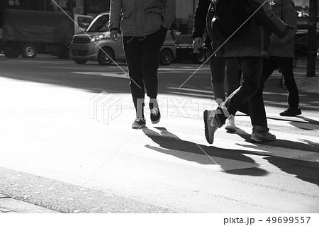 新宿の雑踏の画像 49699557