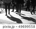 新宿の雑踏のイメージ 49699558