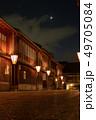 夜の茶屋街 49705084