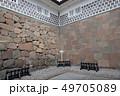 二種類の石垣 49705089