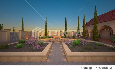 風景式庭園 49706618