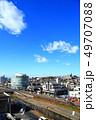 瀬戸市 風景 瀬戸川の写真 49707088