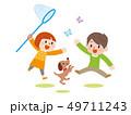昆虫採集 遊び 49711243