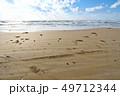 羽咋市 千里浜 海岸の写真 49712344