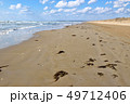羽咋市 千里浜 海岸の写真 49712406