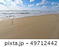 海岸 海 砂丘の写真 49712442