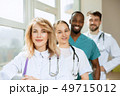 グループ 集団 医療の写真 49715012