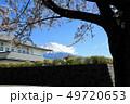 桜 花 春の写真 49720653