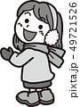 冬服の女の子 49721526
