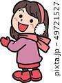 冬服の女の子 49721527