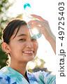 人物 女性 ポートレートの写真 49725403