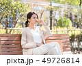 ビジネスウーマン キャリアウーマン 女性の写真 49726814