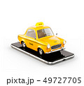 Smartphone application of taxi service 49727705