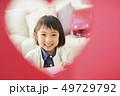 女の子 子供 ライフスタイル 工作 49729792
