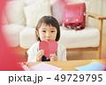 女の子 子供 ライフスタイル 工作 49729795
