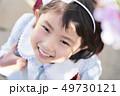 子供 女の子 入学 49730121