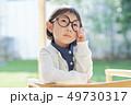 女の子 子供 ポートレート 49730317
